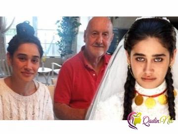 """Aktrisanın ərə getdiyi kişi """"ata"""" dediyi şəxs imiş-FOTO"""