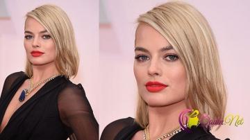 Margot Robbienin gözəllik sirləri