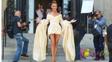 Məşhur tərzi: Celine Dion