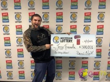 Yuxusuna inandı: Lotereyada 500 min dollar qazandı - FOTO