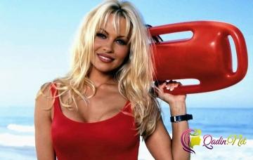 Pamela Anderson 5-ci dəfə ərə getdi-FOTO