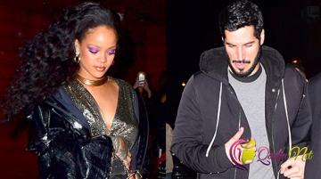 Rihanna keçmiş sevgilisinə qayıtdı-FOTO