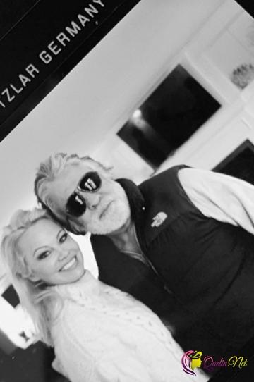 Pamela Anderson 5-ci əri ilə FOTO paylaşdı