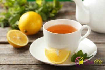 Limonlu çay kimə ziyandır?