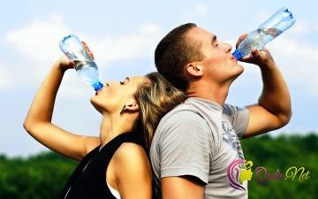 Su içməyin təhlükəli olduğu hallar